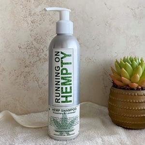 Hemp shampoo - Rosemary and Lavender
