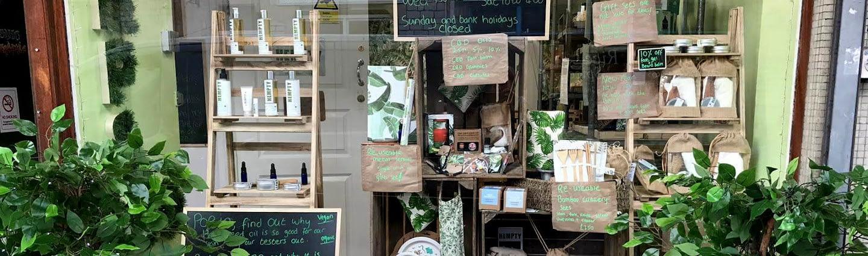 shop running on hempty